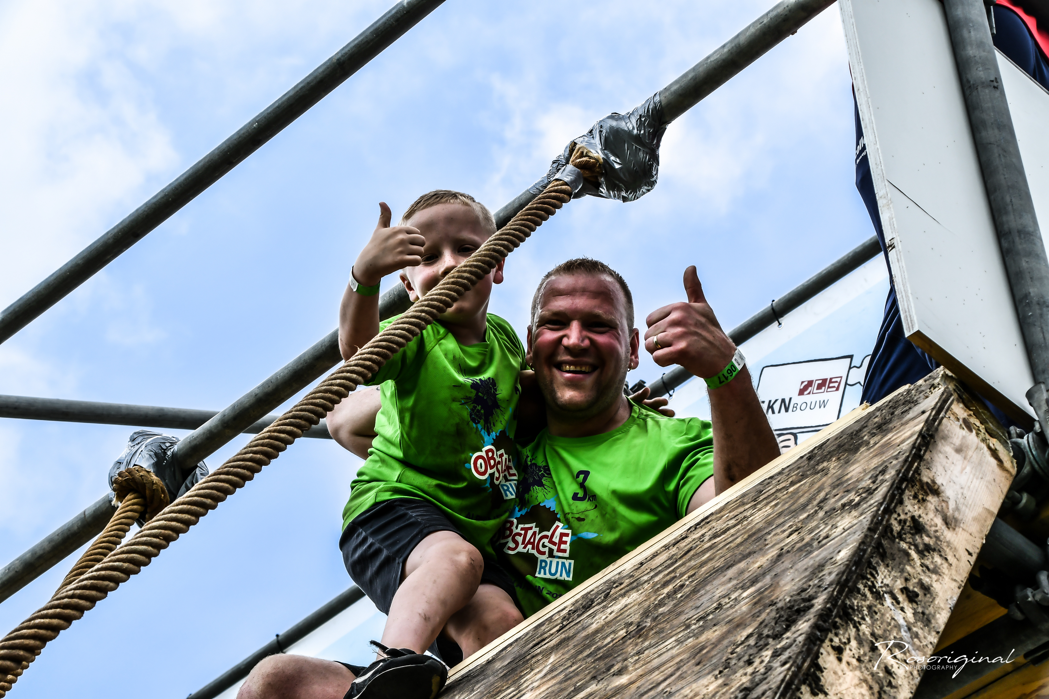 Zaterdag 9 Februari Start Verkoop Tickets Obstacle Run